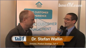 BNet TV – Dr. Stefan Wallin – Tail-f